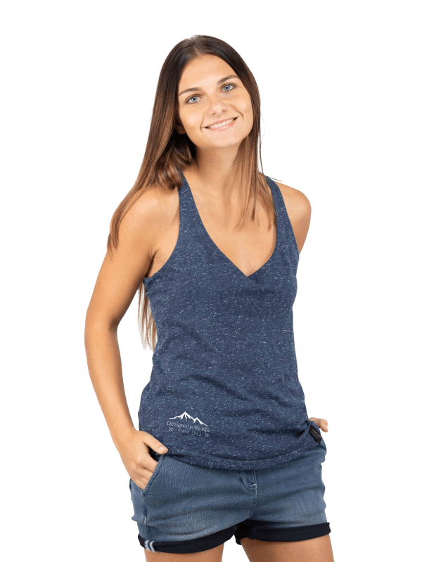 AirDesign women Top Blue