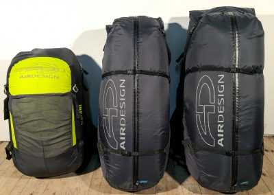 AirDesign Trail Backpacks / Perfect Rucksack for Hike&Fly