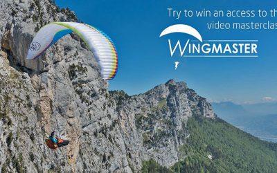 Gewinnen Sie einen Wingmaster-Zugang!