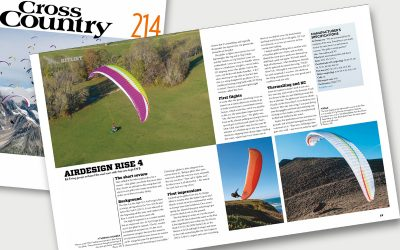 XCMag 214 – Rise 4 Test