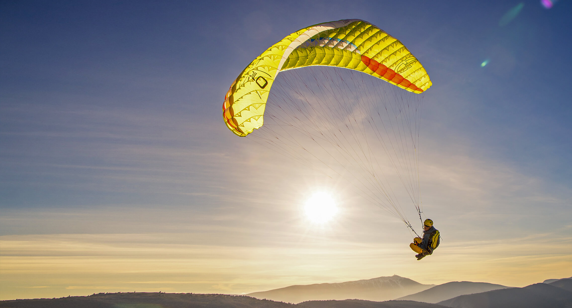 Susi  paragliding Air design