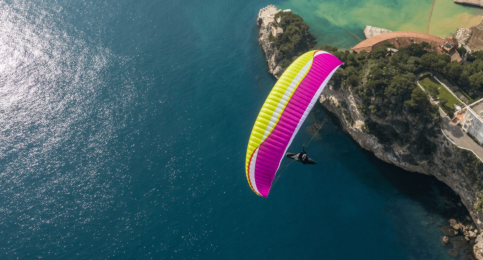 Rise paragliding Air design