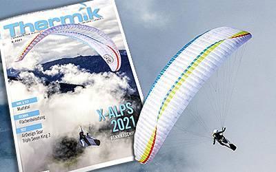 La Soar #cloudhopper a été testée dans le magazine Thermik